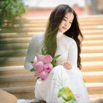 Phụ nữ tựa như một đóa hoa, nếu biết yêu thương sẽ tỏa hương thơm ngát