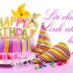 Những lời chúc sinh nhật hay và ý nghĩa nhất